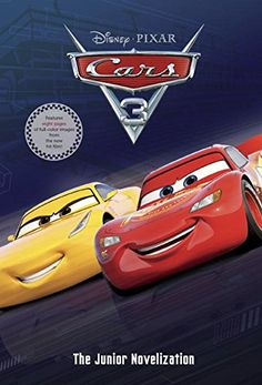 Disney/Pixar CARS 3 - Details & Downloadable Activity Sheets #Cars3 - Cars 3 Junior Novelization (Disney/Pixar Cars 3)