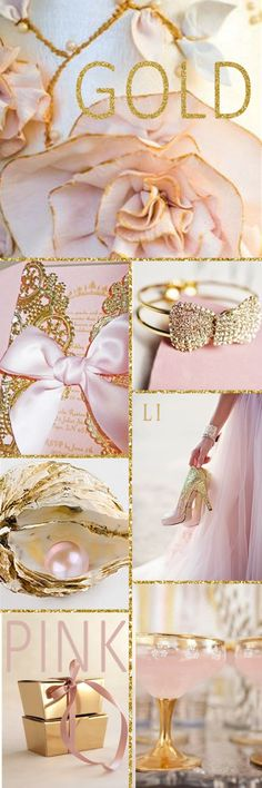 Hi Ladies. Let's pin the pretty colors of PINK AND GOLD. Thank you and Happy pinning❤