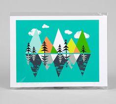 Crystal Lake (Reflection) by Jenny Tiffany
