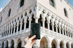 Definitely, Venice is Beautiful!! www.kjoreproject.com/wallets #Kjøre #photo #venice #venezia #italy #view #landscape #canon #instagram #igers #handmade #accessories #wallets #apple #iphone6 #vintage #heritage #premium #newzealand #natural #tanned #oil #evolution #leather #love #minimal #design @kjoreproject