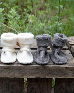sirri baby uld hjemmesko