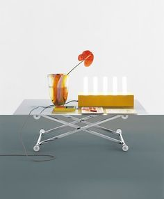 Desalto Tables And Chairs Small Tables catalog on Designbest: browse it and find out design and furniture ideas for your home. Adjustable Height Table, Small Tables, Office Furniture, Chair, Design, Home Decor, Small Table Ideas, Adjustable Height Desk, Small End Tables