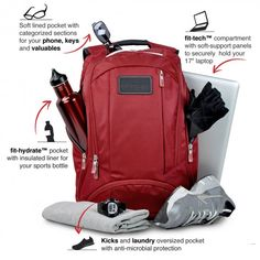 Fitmark Velocity Backpack