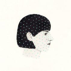 Dots V by Rachel Levit on Flickr.