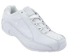 Power Bolt Cheerleading Shoes - Womens White