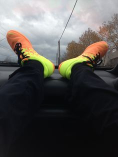 My soccer shoes