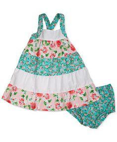 Penelope Mack Baby Girls' Floral Dress