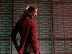 Joanne Linville as the Romulan Commander of The Enterprise Incident