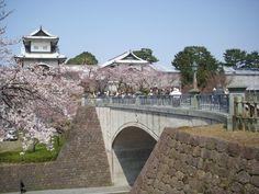 2009/04 金澤城跡