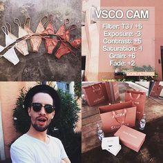 vsco filters with grain Vsco Filter, Vsco Cam Filters, Photography Filters, Photography Editing, Vsco Photography Inspiration, Photography Hacks, Vsco Gratis, Foto Editing, Fotografia Vsco