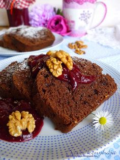 Paleo Dessert, Banana Bread, Muffin, Food And Drink, Barbie, Breakfast, Easy, Recipes, Dios