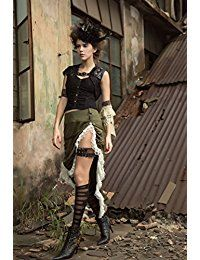 Steampunk Dress Vict