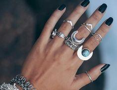 Image via We Heart It https://weheartit.com/entry/174471244 #boho #fashion #gypsy #hippie #indie #jewellery #tumblr