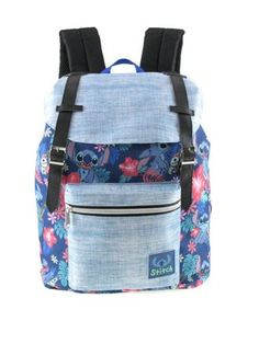 Cute Backpacks, School Backpacks, Teen Backpacks, Leather Backpacks, Leather Bags, Backpack For Teens, Backpack Online, Lelo And Stitch, Lilo Stitch