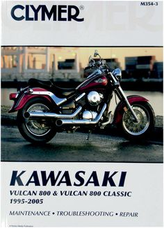 1626 best manuals images on pinterest repair manuals atelier and manualspro clymer repair manual for kawasaki vulcan 800 and 800 classic1995 2005 https fandeluxe Gallery