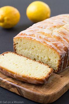 Lemon Yogurt Cake -I