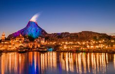 Today is Tokyo DisneySea's 13th Anniversary! Here's why it's Disney's best park.