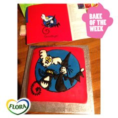 Here's this week's bake of the week! We love it! Have you ever made a cake inspired by your child's favourite character? Send in your pics!