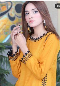 Stylish Dress Book, Stylish Dresses For Girls, Stylish Dress Designs, Simple Dresses, Summer Dresses, Pakistani Fashion Casual, Pakistani Dresses Casual, Pakistani Dress Design, Shirt Design For Girls