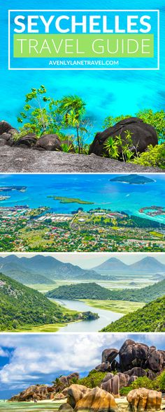 The Ultimate Seychelles Travel Guide!  Visit the beautiful tropical island of the Seychelles.  Click through to read the full post!
