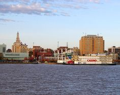 Davenport, Iowa  Just across the Mississippi River from me