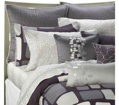 Geometrical bed set