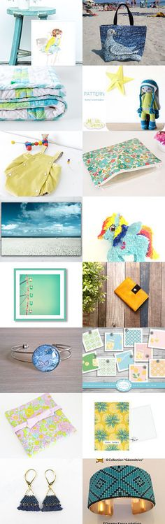 Spring Time by carole on Etsy--Pinned+with+TreasuryPin.com