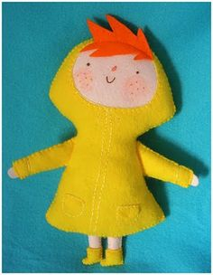 El abrigo amarillo  happyplushplush.blogspot.com.es
