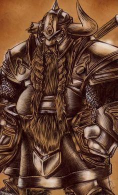 Image detail for -bruenor battlehammer king of mithril hall and i ll be by your side ...