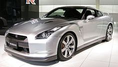 TheNissan GT-Ris a handbuilt 2-door2+2high performance vehicle produced byNissanunveiled in 2007.[3][4][5]It is the successor to theNissan Skyline GT-Ralthough no longer part of theSkyline rangeitself.