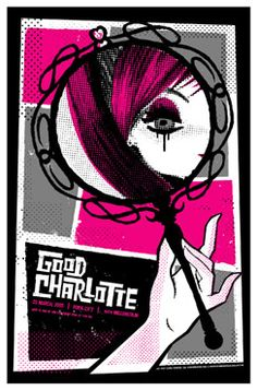 Good Charlotte Concert Poster - Various Artists - Gallery