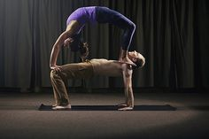 AcroYoga Wheel @Anna Totten Totten Faunce Hufford ..... we can do this