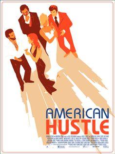 Mondo: The Archive | Matt Taylor - American Hustle, 2014