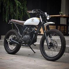 Yamaha XTZ 125 by Bendita Macchina