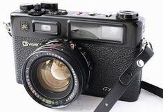 Yashica Electro 35 GTN, f/1.7 45mm Lens - ImagingPixel
