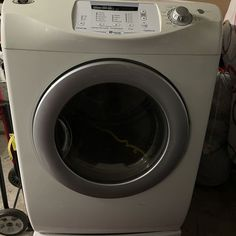 Neptune Front Load Gas Dryer for Sale in Bakersfield, CA - OfferUp Dryers For Sale, Kenmore Washer, Gas Dryer, Tower Fan, Washer And Dryer, Washing And Drying Machine