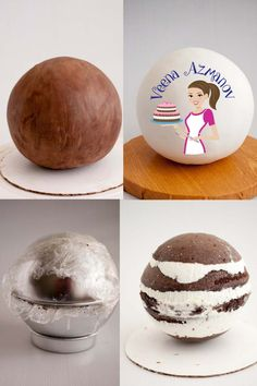 A perfect sphere cake can be tricky and yet achievable with the right technique and right method. This post will show you how to choose one of three methods I use that will help you make a perfect sphere cake every single time. No matter what size cake you make; it will be perfect every single time.