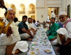 Why do Muslims fast in Ramadan?