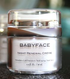 Babyface Night Renewal 2% Retinol Cream 1,700,000 IU/g - Retinoid Retin A Alternative for Skin Tone Correction, Resurfacing, Anti-Aging, Acne by Babyface, http://www.amazon.com/dp/B007JBF99U/ref=cm_sw_r_pi_dp_sjOnrb0PRX96R
