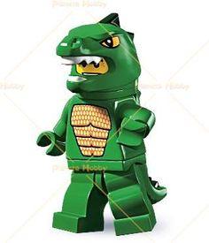 Lizard Man (Uomo Lucertola)