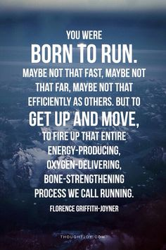 """From my favorite book ever, """"Born to Run"""""""