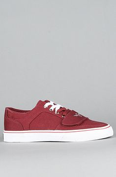 Brand: Creative Recreation. Title: The C Cesario Lo XVI Sneaker in Maroon. Price: $60. Purchase it here: http://www.karmaloop.com/product/The-C-Cesario-Lo-XVI-Sneaker-in-Maroon/190461