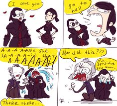 The Witcher 3, doodles 73 by Ayej on DeviantArt