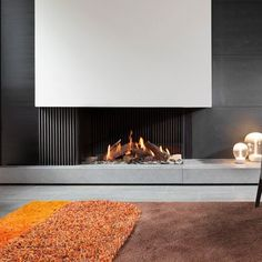Our fireplaces will frame an integral part of your favorite room the missing piece that will complete the picture. Fireplace Tv Wall, Modern Fireplace, Fireplace Mantels, Gas Fireplaces, Home Room Design, Living Room Designs, House Design, Living Room Tv, Living Room With Fireplace