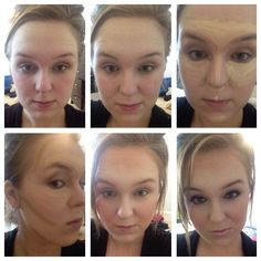 Makeup contouring done right :) <3 chrissy