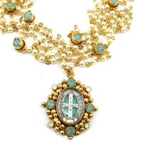 Virgin, Saints & Angels piece - $286.