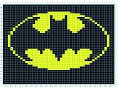 Knit Batman Socks | Lion Brand Notebook