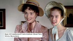 """No Austen novel is safe from the """"satirical eye"""" of The Onion. Persuasion gets the honor today. I tend to match headlines to book scenes and characters in my mind first, not to movies. …"""