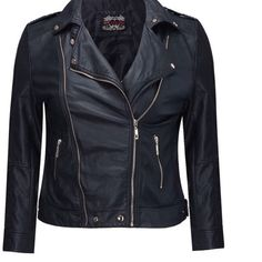 Host Pick Moto Jacket Plus size High quality faux leather motto jacket (size 26/28) Jackets & Coats