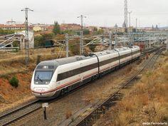 Meijo Ferroviario, el ferrocarril en Salamanca y el lejano oeste español: Segundo viaje de pruebas de un tren eléctrico en S...